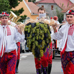 Wine celebrations in Mikulov. Photo: Saša Petričková